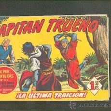 Tebeos - EL CAPITÁN TRUENO Nº 204,EDITORIAL BRUGUERA - 17730063