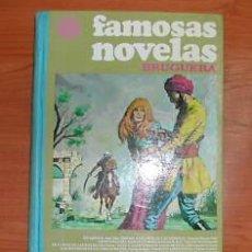 Tebeos: FAMOSAS NOVELAS. VOLUMEN XII. BRUGUERA. 1979. C4226. Lote 17765717