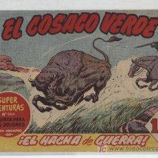 Tebeos: EL COSACO VERDE Nº 75. BRUGUERA 1960.. Lote 17800554