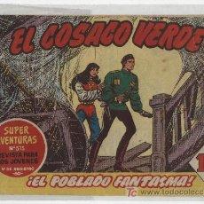 Tebeos: EL COSACO VERDE Nº 78. BRUGUERA 1960.. Lote 17800624