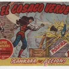 Tebeos: EL COSACO VERDE Nº 79. BRUGUERA 1960.. Lote 17800653