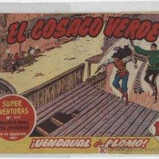 Tebeos: EL COSACO VERDE Nº 80. BRUGUERA 1960.. Lote 17800713