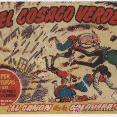 Tebeos: EL COSACO VERDE Nº 81. BRUGUERA 1960.. Lote 17800786