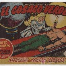 Tebeos: EL COSACO VERDE Nº 23. BRUGUERA 1960.. Lote 17855514
