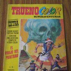 Tebeos: TRUENO .. EL BRUJO EL PANTANO .. Nº 4 .. 1978. Lote 17802152