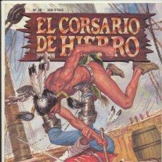 Tebeos: EL CORSARIO DE HIERRO Nº 28. EDICIÓN HISTÓRICA.. Lote 17995706