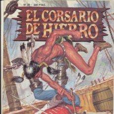 Tebeos: EL CORSARIO DE HIERRO Nº 28. EDICIÓN HISTÓRICA.. Lote 97361276