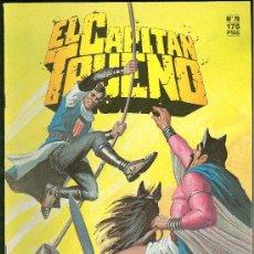 Tebeos: EL CAPITAN TRUENO. TAMPIR EL PIRATA. EDICIONES B. Nº 79.. Lote 18009159
