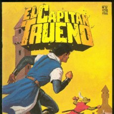 Tebeos: EL CAPITAN TRUENO. EL PINTORESCO ZORRINI. EDICIONES B. Nº 57.. Lote 18011048
