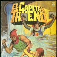 Tebeos: EL CAPITAN TRUENO. EL PULPO DESENMASCARADO. EDICIONES B. Nº 32.. Lote 18012712