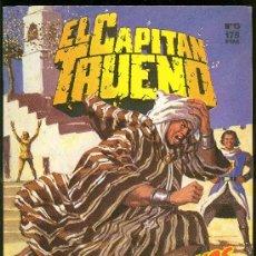 Tebeos: EL CAPITAN TRUENO. CAUTIVOS EN ARGEL. EDICIONES B. Nº 13.. Lote 18012933