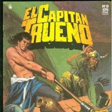 Tebeos: EL CAPITAN TRUENO. LA VOZ DE ZANKU. EDICIONES B. Nº 9.. Lote 18012971