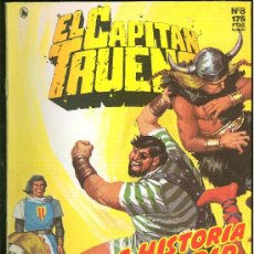 Tebeos: EL CAPITAN TRUENO. LA HISTORIA DE SIGRID. EDICIONES B. Nº 8.. Lote 18012983