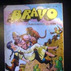 Tebeos: EL CACHORRO COLECCION BRAVO Nº 8 C46. Lote 25124627