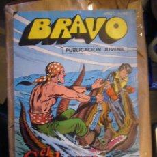 Tebeos: EL CACHORRO COLECCION BRAVO Nº 22 C46. Lote 25124699