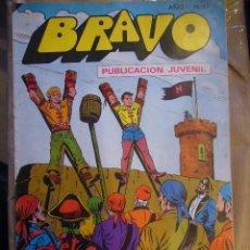 Tebeos: EL CACHORRO COLECCION BRAVO Nº 24 C46. Lote 23902879