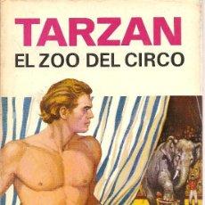 Tebeos: TARZAN EL ZOO DEL CIRCO COLECCION HEROES SELECCION Nº 3 EDITORIAL BRUGUERA 1969. Lote 23485462