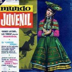 Tebeos: REVISTA DE LOS AMIGOS DE MARISOL MUNDO JUVENIL Nº 19. Lote 18312500