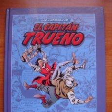 Tebeos: LAS AVENTURAS DEL CAPITÁN TRUENO, VOLUMEN 1, , IMPECABLE EDICIÓN EN TAPA DURA. Lote 27516627
