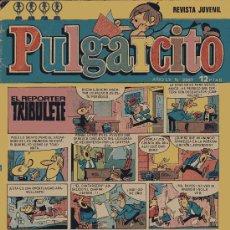 Tebeos: PULGARCITO Nº2297 (CONTIENE HISTORIETA DEL SHERIFF KING Y DE ELLA DE MIGUEL QUESADA). Lote 18389537