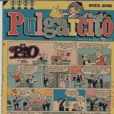Tebeos: PULGARCITO Nº2300 (CONTIENE HISTORIETA DEL SHERIFF KING Y ELLA DE MIGUEL QUESADA). Lote 19680000