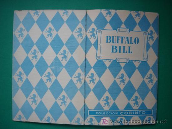 Tebeos: LA ISLA DEL TESORO, BUFFALO BILL, EDITORIAL CORINTO, AÑO 1959, - Foto 4 - 27516625