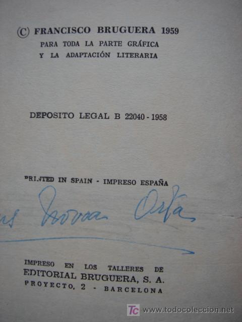 Tebeos: LA ISLA DEL TESORO, BUFFALO BILL, EDITORIAL CORINTO, AÑO 1959, - Foto 5 - 27516625