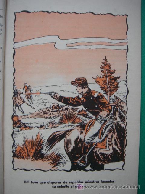 Tebeos: LA ISLA DEL TESORO, BUFFALO BILL, EDITORIAL CORINTO, AÑO 1959, - Foto 8 - 27516625