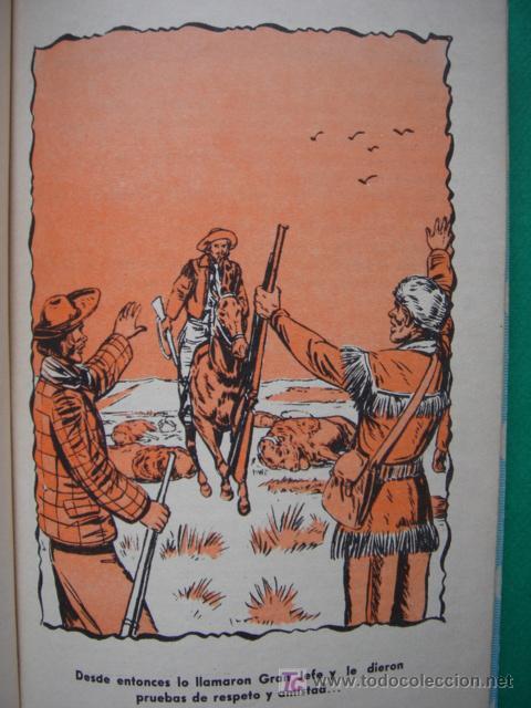 Tebeos: LA ISLA DEL TESORO, BUFFALO BILL, EDITORIAL CORINTO, AÑO 1959, - Foto 9 - 27516625