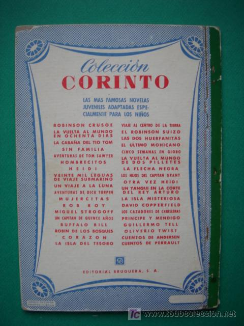 Tebeos: LA ISLA DEL TESORO, BUFFALO BILL, EDITORIAL CORINTO, AÑO 1959, - Foto 12 - 27516625