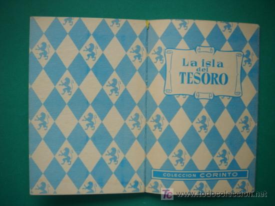 Tebeos: LA ISLA DEL TESORO, BUFFALO BILL, EDITORIAL CORINTO, AÑO 1959, - Foto 15 - 27516625