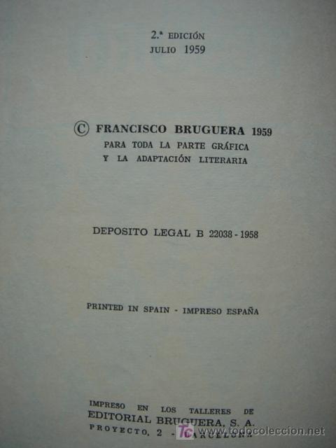 Tebeos: LA ISLA DEL TESORO, BUFFALO BILL, EDITORIAL CORINTO, AÑO 1959, - Foto 16 - 27516625