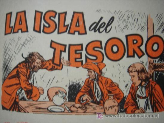 Tebeos: LA ISLA DEL TESORO, BUFFALO BILL, EDITORIAL CORINTO, AÑO 1959, - Foto 17 - 27516625