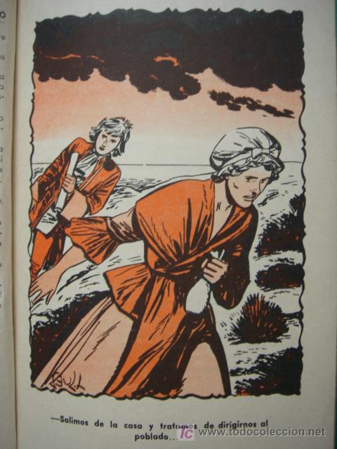 Tebeos: LA ISLA DEL TESORO, BUFFALO BILL, EDITORIAL CORINTO, AÑO 1959, - Foto 18 - 27516625