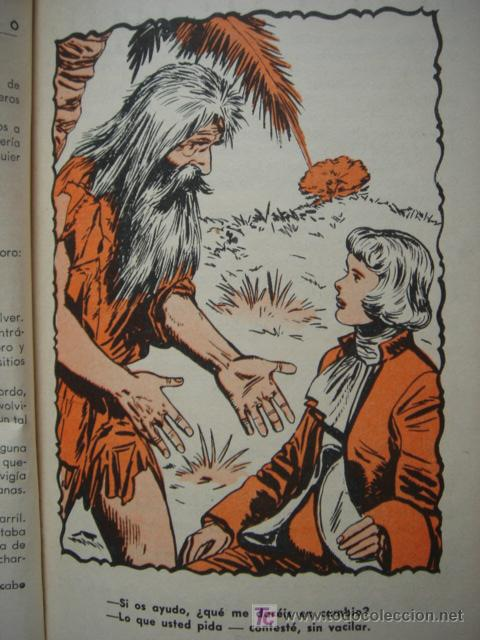 Tebeos: LA ISLA DEL TESORO, BUFFALO BILL, EDITORIAL CORINTO, AÑO 1959, - Foto 19 - 27516625