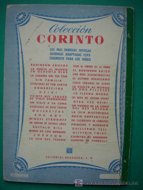 Tebeos: LA ISLA DEL TESORO, BUFFALO BILL, EDITORIAL CORINTO, AÑO 1959, - Foto 23 - 27516625