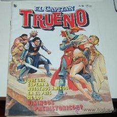 Tebeos: EL CAPITÁN TRUENO NÚMERO 10. EDICIÓN DE 1986. Lote 20845303