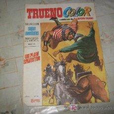 Tebeos: TRUENO COLOR PRIMERA EPOCA Nº 31.. Lote 18603091
