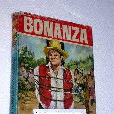Tebeos: BONANZA EL TEMPLO SUBTERRÁNEO. COLECCIÓN HÉROES Nº 21, SERIE BONANZA. EDMOND. BRUGUERA.. Lote 24246300