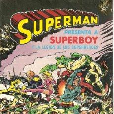 Tebeos: SUPERMAN BRUGUERA. Lote 24989031