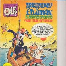 Tebeos: COLEECIÓN OLÉ! - Nº 171 (MORTADELO Y FILEMÓN, SACARINO, SIR TIM O'THEO) ÉPOCA BRUGUERA (1979). Lote 25974739