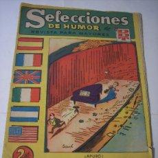 Tebeos: SELECCIONES DE HUMOR DE EL DDT Nº 59 (GRAFICAS BRUGUERA- 1957). Lote 18613459