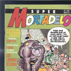 Tebeos - super mortadelo 109 - 18622776
