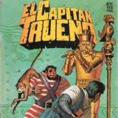 Tebeos: EL CAPITÁN TRUENO. EDICIONES B. NÚMERO 52, GUARDIANES DE HIERRO.. Lote 18700879