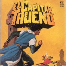 Tebeos: EL CAPITÁN TRUENO. EDICIONES B. NÚMERO 57, EL PINTORESCO ZORRINI.. Lote 18700935