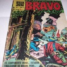 Tebeos: EDITORIAL BRUGUERA/ BRAVO, Nº 22. Lote 18715849