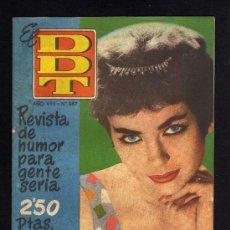 BDs: REVISTA DE HUMOR - DDT - AÑO VIII - Nº 387.. Lote 18752597