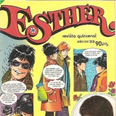 Tebeos: ESTHER Nº 33 REVISTA QUINCENAL EDITORIAL BRUGUERA . Lote 18762305