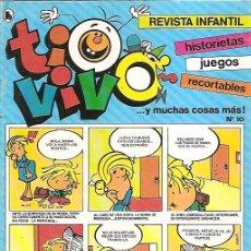 Tebeos: TIO VIVO 3ª ÉPOCA Nº 10 EDITORIAL BRUGUERA. Lote 18762478