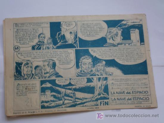 Tebeos: INSPECTOR DAN Nº 68 ORIGINAL - Foto 2 - 25398826